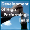 Development of High Performing Team